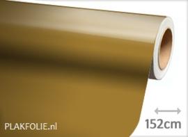 Goud glans (wrap) folie 152CM