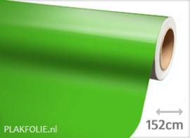 Glans groen (wrap) folie 152CM BREED x P/M