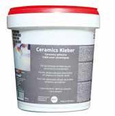 D-C-Wall® Ceramics standaard behang lijm 750 Gr