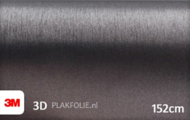 3M 1080 BR201 Brushed Steel 152CM BREED x P/M