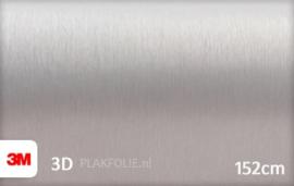 3M 1080 BR120 Brushed Aluminium 152CM