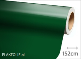 Glans donker groen (wrap) folie 152CM BREED x P/M