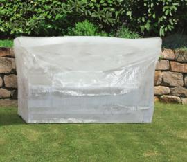 Beschermhoes CLASSIC voor o.a. een zit/tuinbank. Afm: 160x80x75 cm