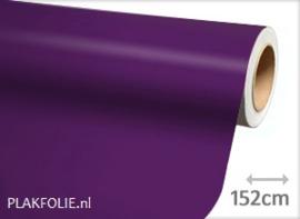 Mat paars (wrap) folie 152CM BREED x P/M