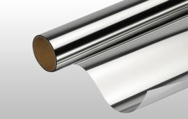 Zicht/warmtewerend - Spiegel effect 90x150cm ZELFKL.