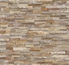 D-C-Wall® Ceramics Stone Wall Sand 67,5CM X 4M