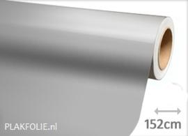 Glans grijs (wrap) folie 152CM BREED
