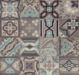 D-C-Wall® Ceramics Simenta Grey 67,5CM X 4M