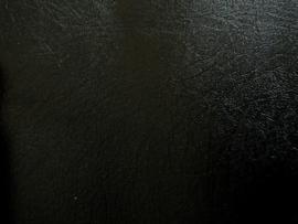 Black leather 45CM x P/M