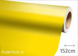 Glans geel (wrap) folie 152CM BREED x P/M