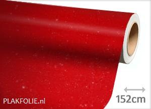 Diamant rood (wrap) folie 152CM