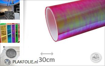 Flipflop roze tint folie 30CM