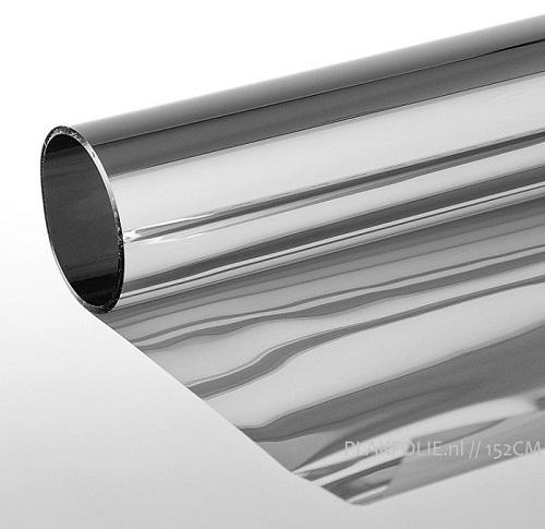Link naar: Silver Tint raamfolie - 152cm x P/M ZELFKLEVEND