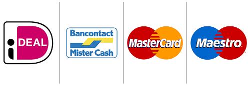 Veilig & Vertrouwd betalen in eigen bankomgeving