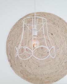 Authentieke frame lamp