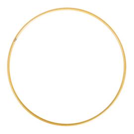 Metalen ring goud