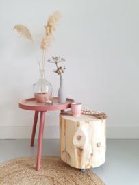 Inspiratie foto's voor de Boomstam tafeltjes & krukjes