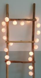 Cotton ball lights 20