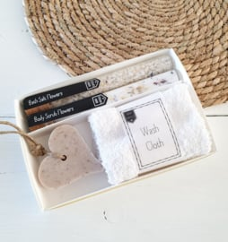 Verwenmomentje  Soap & Salt