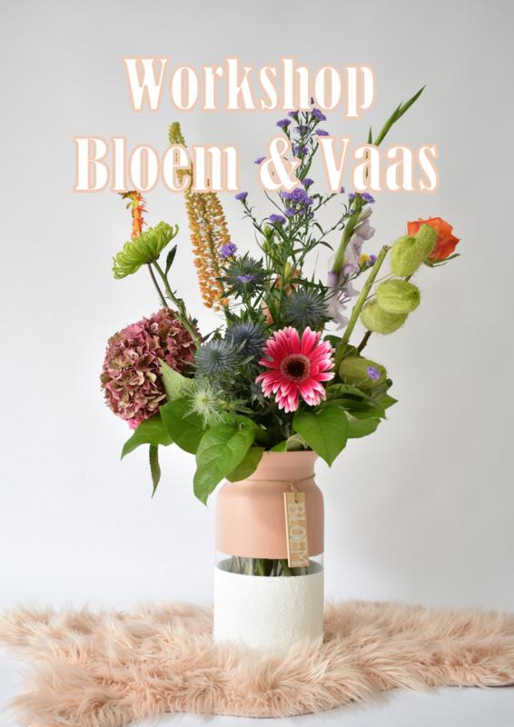 Workshop Bloem & Vaas