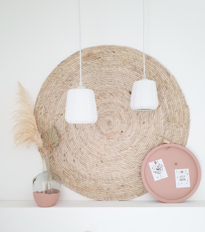 Keramiek hanglamp