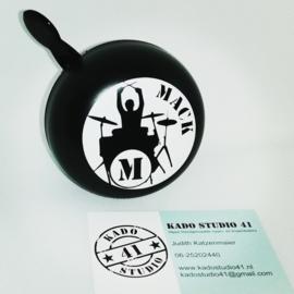 Fietsbel Drumstel