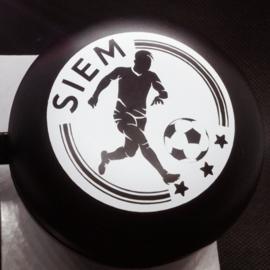 Fietsbel Voetbalspeler