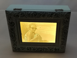 3D foto LED box