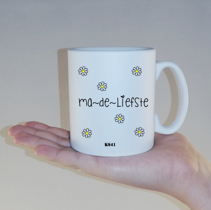 """Mok """"Ma-de-Liefste"""""""
