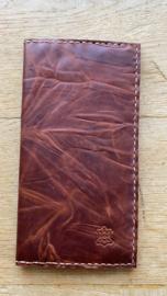 noteboek bruin