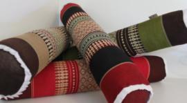 Luxe stoffen knierol ( diverse kleuren )