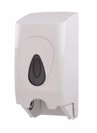 TORK - Toiletpapier dispensers wit - boven elkaar