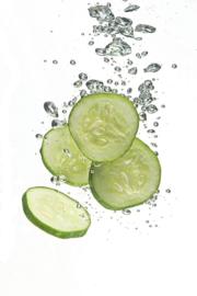 1 ltr. Komkommer opgietconcentraat - EXTRA GECONCENTREERD