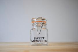 Potje 'sweet memories'