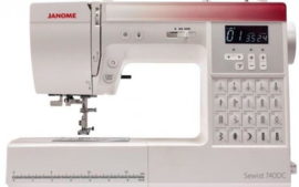 EASY: Janome 740DC