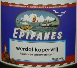 Epifanes Werdol Kopervrij 2 liter