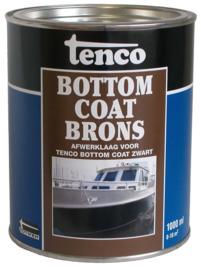 Tenco Bottomcoat Brons 1 liter