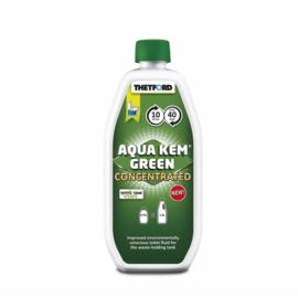 Thetford Aqua kem green concentrated 0.75 liter