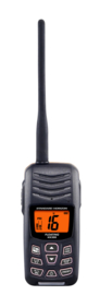 Standaard Horizon HX300E handheld marifoon