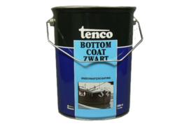 Tenco Bottomcoat Zwart 5 liter
