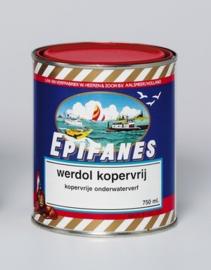 Epifanes Werdol Kopervrij 750 ml