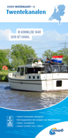 ANWB Waterkaart 6 Twentekanalen