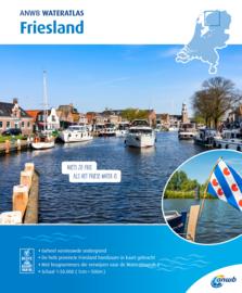 ANWB Wateratlas Friesland