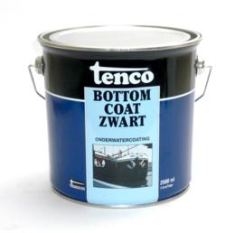Tenco Bottomcoat Zwart 2,5 liter