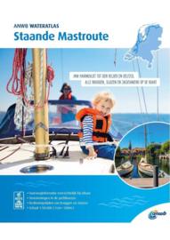 ANWB Waterkaart Staande Mastroute