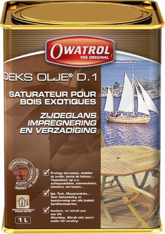 Owatrol D1 Olie