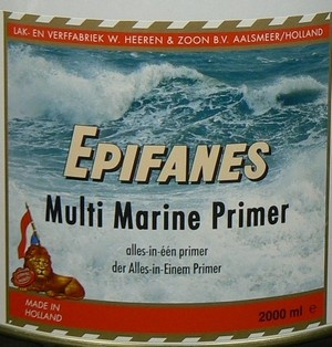 Epifanes Multi Marine Primer 2 liter