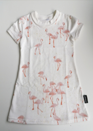 T-shirtjurkje flamingo's