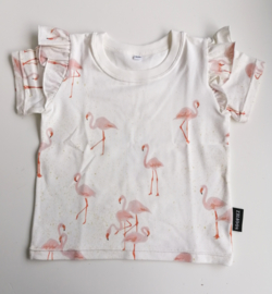 Shirt flamingo's