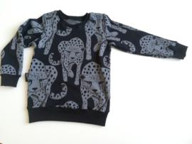 Sweater cheetah